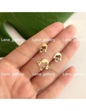 دستبند طرح فیل