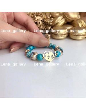 دستبند طرح مادر و فرزند