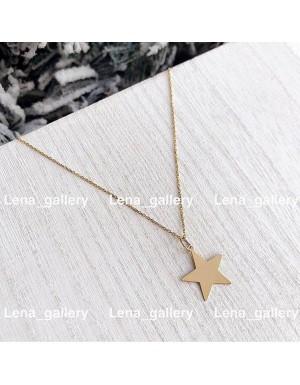 گردني طرح ستاره (بدون زنجير)