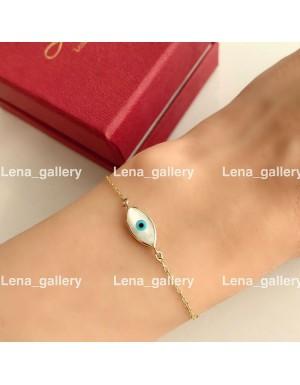 دستبند-طرح-چشم-