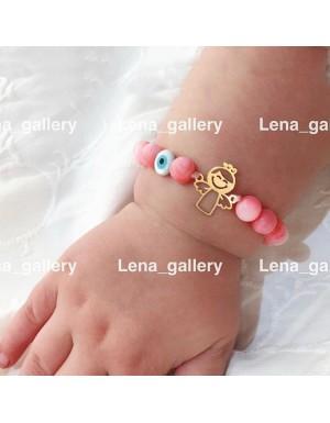 دستبند طرح فرشته