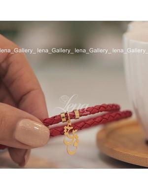 دستبند-طرح-عشق-