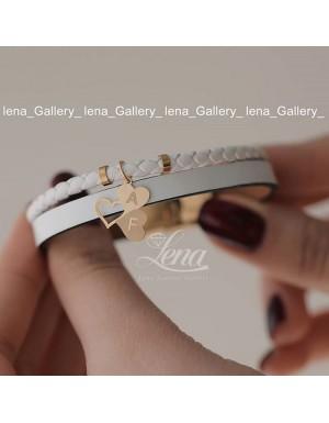 دستبند با طرح آزادم